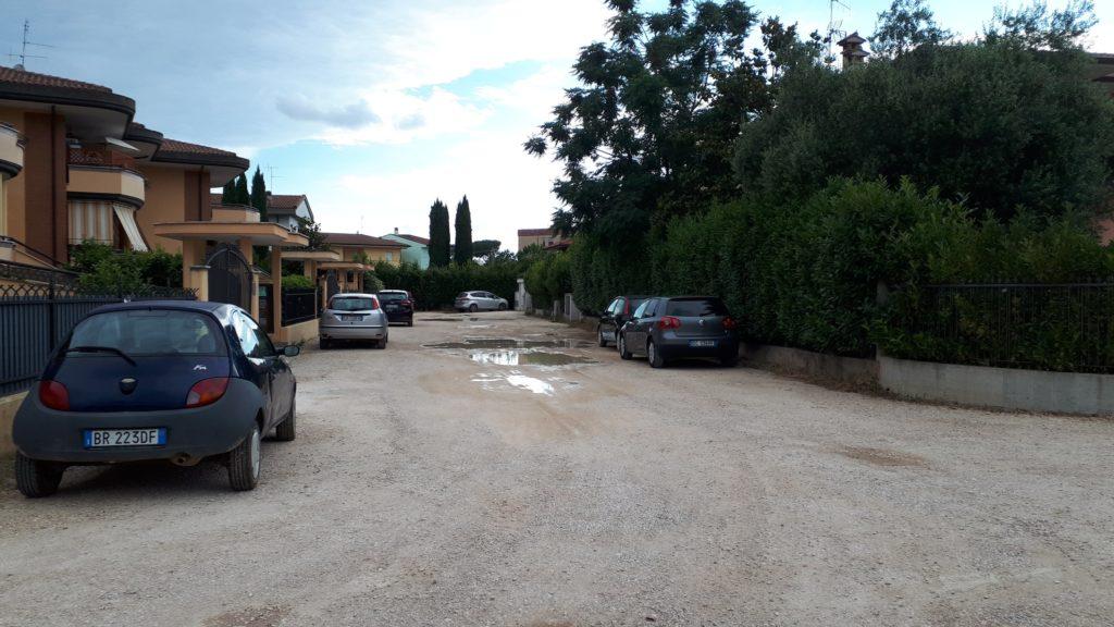 Traversa Via del Gladiolo