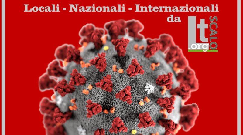 Aggiornamenti minuto per minuto sull'emergenza Coronavirus COVID-19