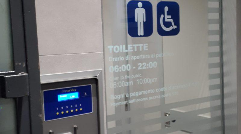 Il costo dei bisogni nella Stazione ferroviaria di Latina