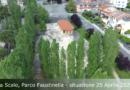 Latina Scalo Fase 2: Parco Faustinella un disastro!