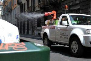 Disinfestazione contro le zanzare a Latina Scalo @ Latina Scalo