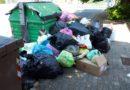 Tonnellate di indifferenziata abbandonata in strada: il COVID ringrazia!