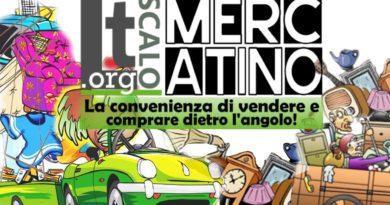 """E' nato il """"Mercatino"""" di Latina Scalo!"""