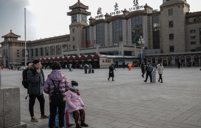 Covid: Pechino, in lockdown 1,7 milioni di persone – Asia