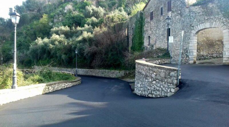 Sermoneta, nuovo asfalto su via Nuova e via Le Pastine: al via i lavori   Latinatoday.it
